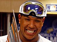 World Series MVP: Salvador Perez