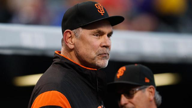 After getting off to a 12-24 start, Bruce Bochy feels the Giants are getting healthy and have the experience to make a run. (AP)
