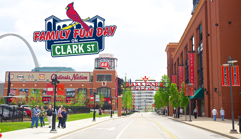 Family Fun Day on Clark Street