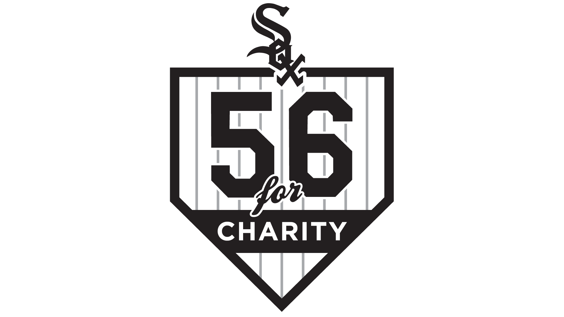 White Sox Charities 56 For Charity Chicago White Sox