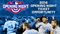 Opening Night Ticketing Opportunity