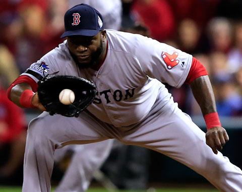 Farrell sigue confiando en Ortiz en la primera base