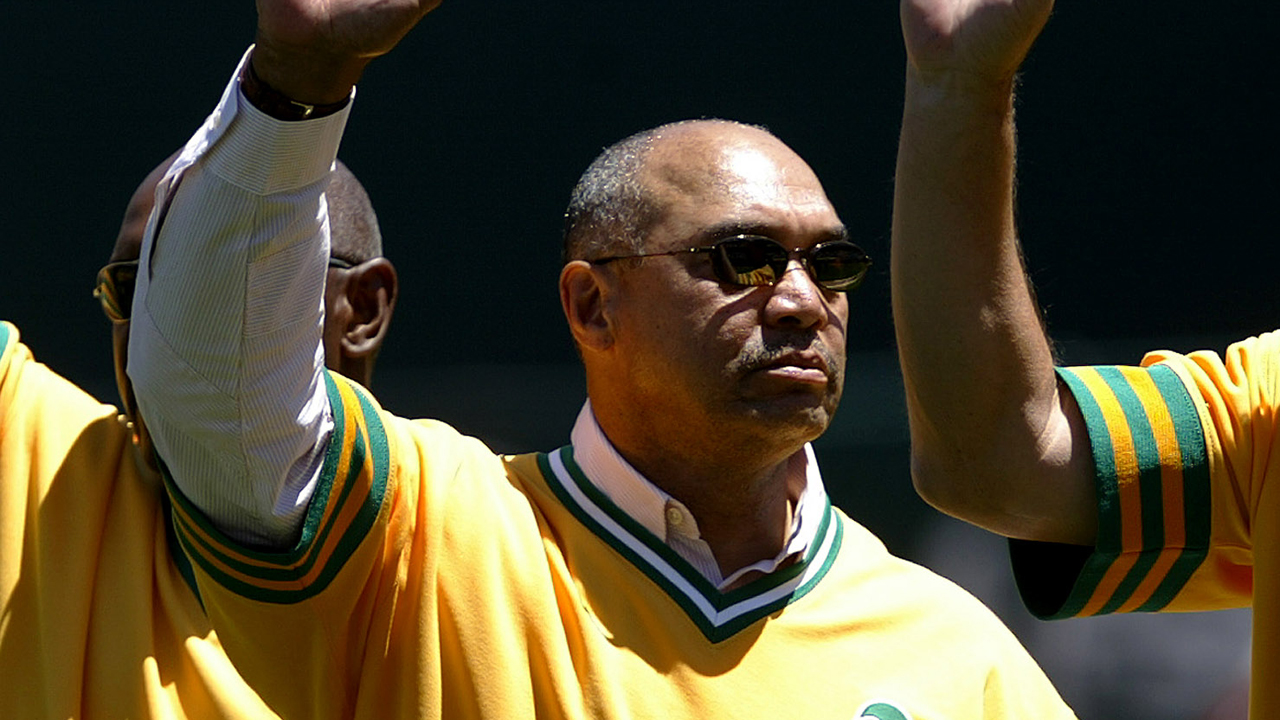 A's plan two-day celebration for '74 World Series squad
