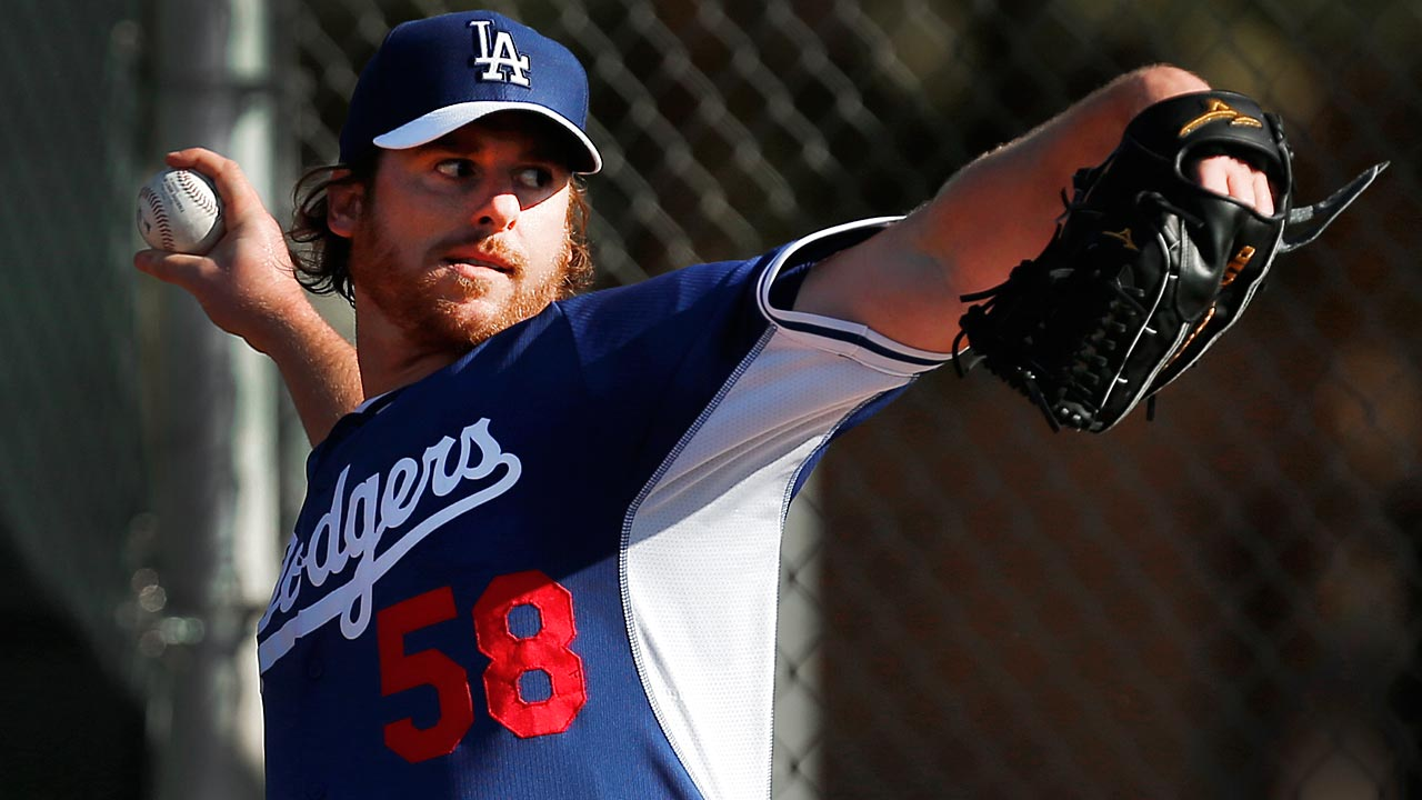 Billingsley exits rehab start; checks out OK