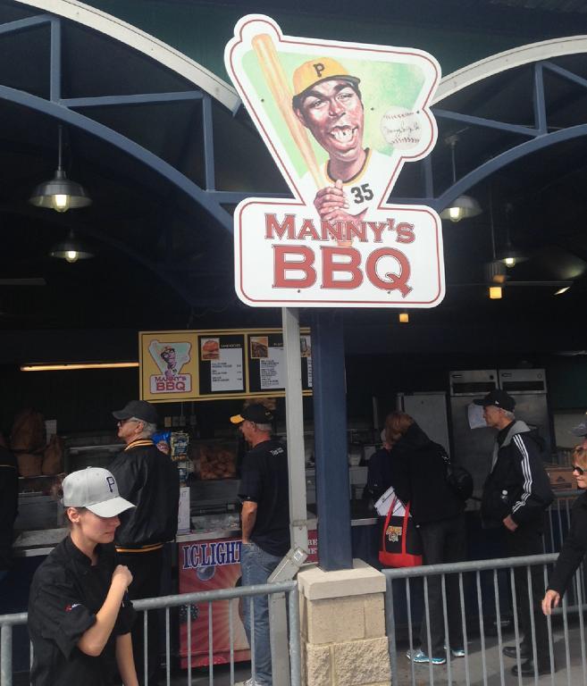 Manny's BBQ