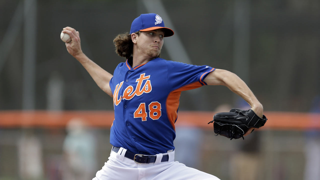 deGrom continues stellar spring work