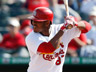 Prospect Taveras closer to return from injury