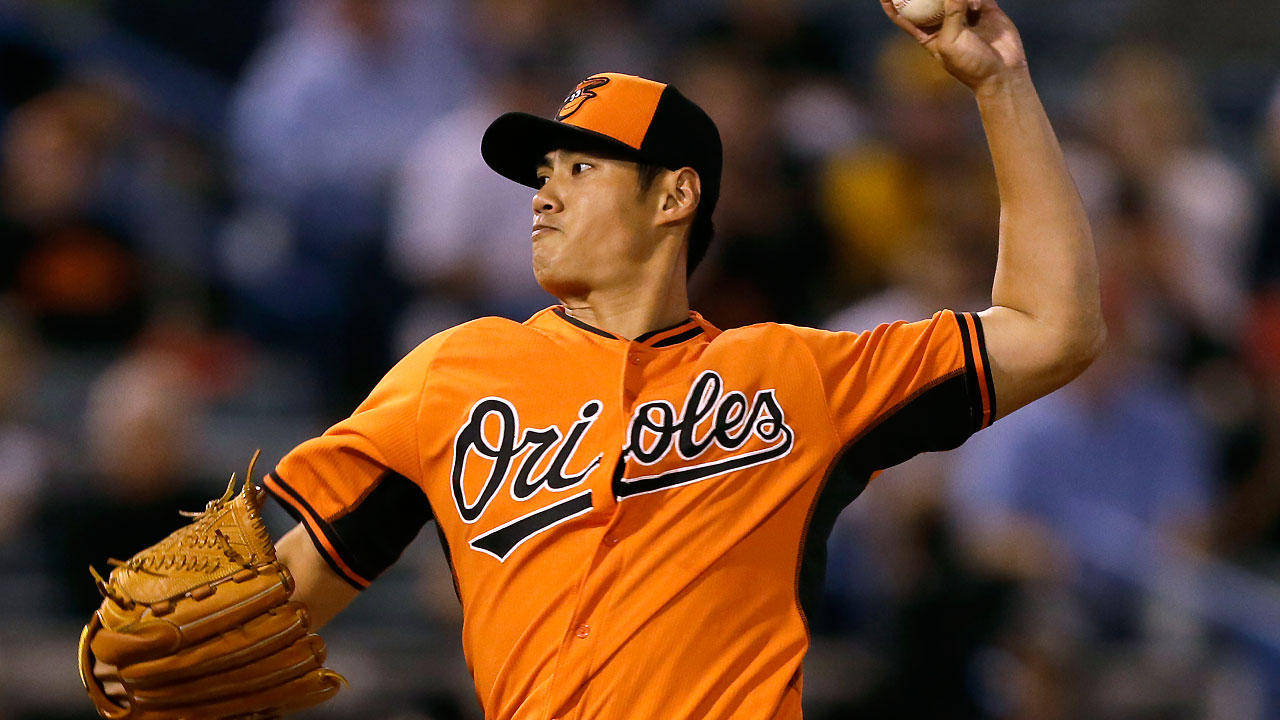 'Crisp' Chen impresses Showalter with start