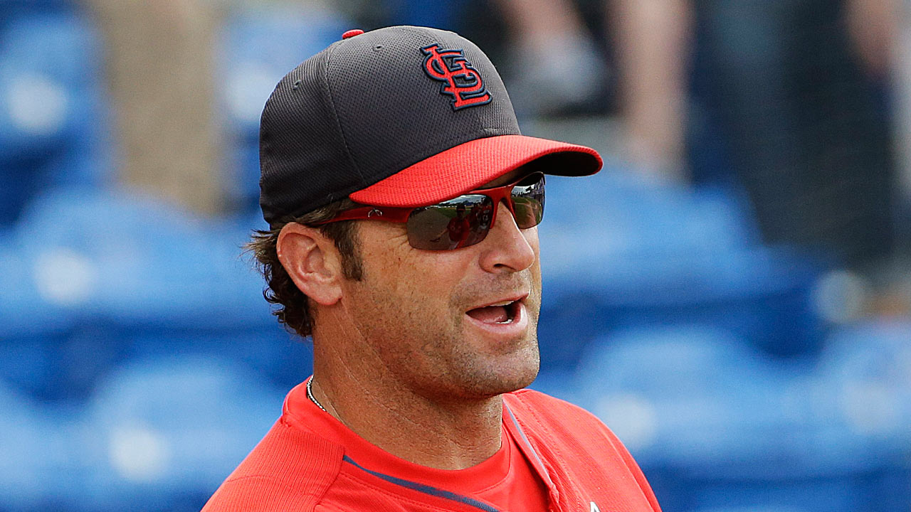 Matheny adds new entries to personal blog