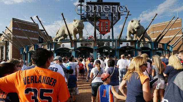 Tigers set to move past 3 million in attendance
