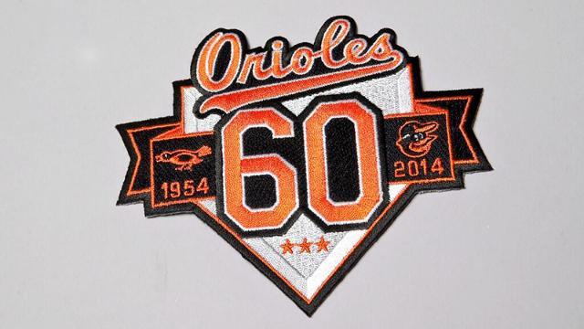 Orioles to celebrate 60th anniversary in 2014