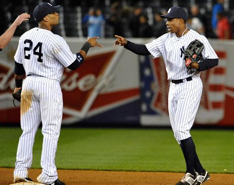 Yankees le ofrecen contratos a Canó y Granderson