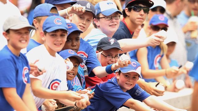 Cubs 'Committed' to loyal fans with new campaign