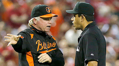 Showalter proud of his tenure as D-backs manager