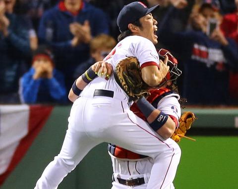 Uehara era última opción de Boston como cerrador