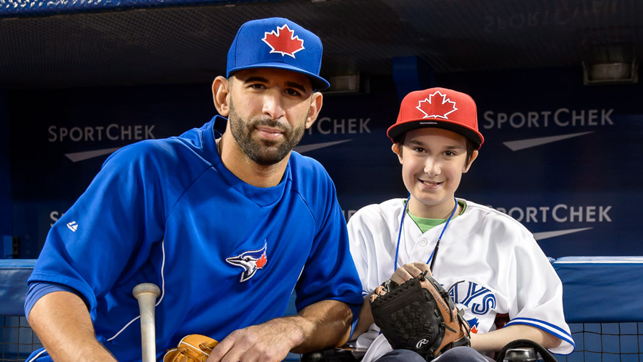 Blue Jays make 'Dream Come True' for 10-year-old