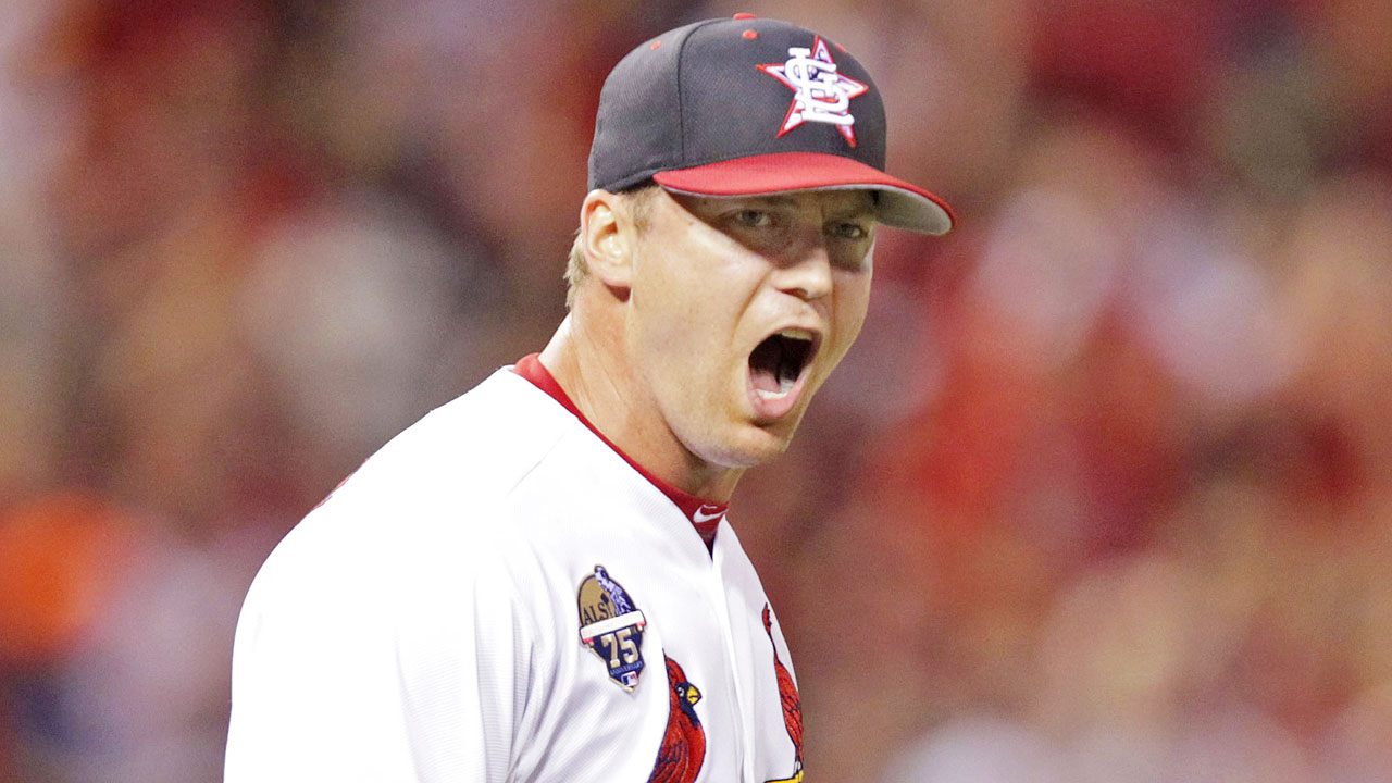 Matheny shows faith in closer Rosenthal