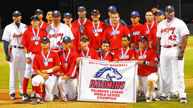 Compton UYA wins Palomino World Series