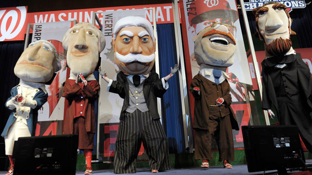Introduction of Taft headlines busy NatsFest