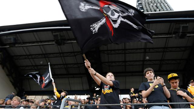 Van Slyke proud of Pirates' postseason push