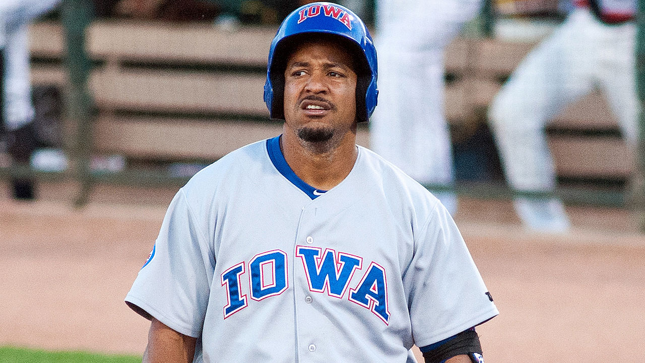 Manny debuts for Iowa, reaching out to youth