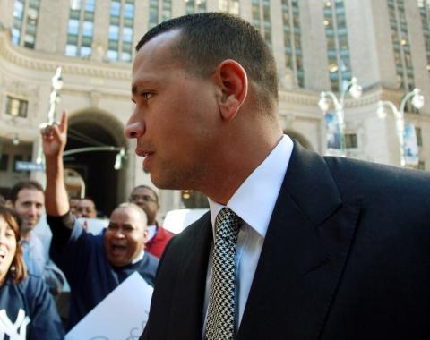 Se reanudan audiencias sobre caso Alex Rodríguez