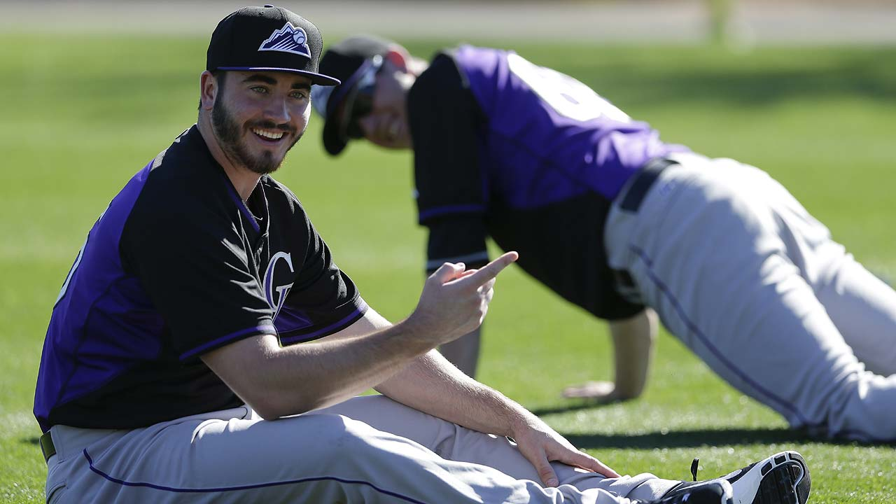 A year wiser, Bettis making major strides