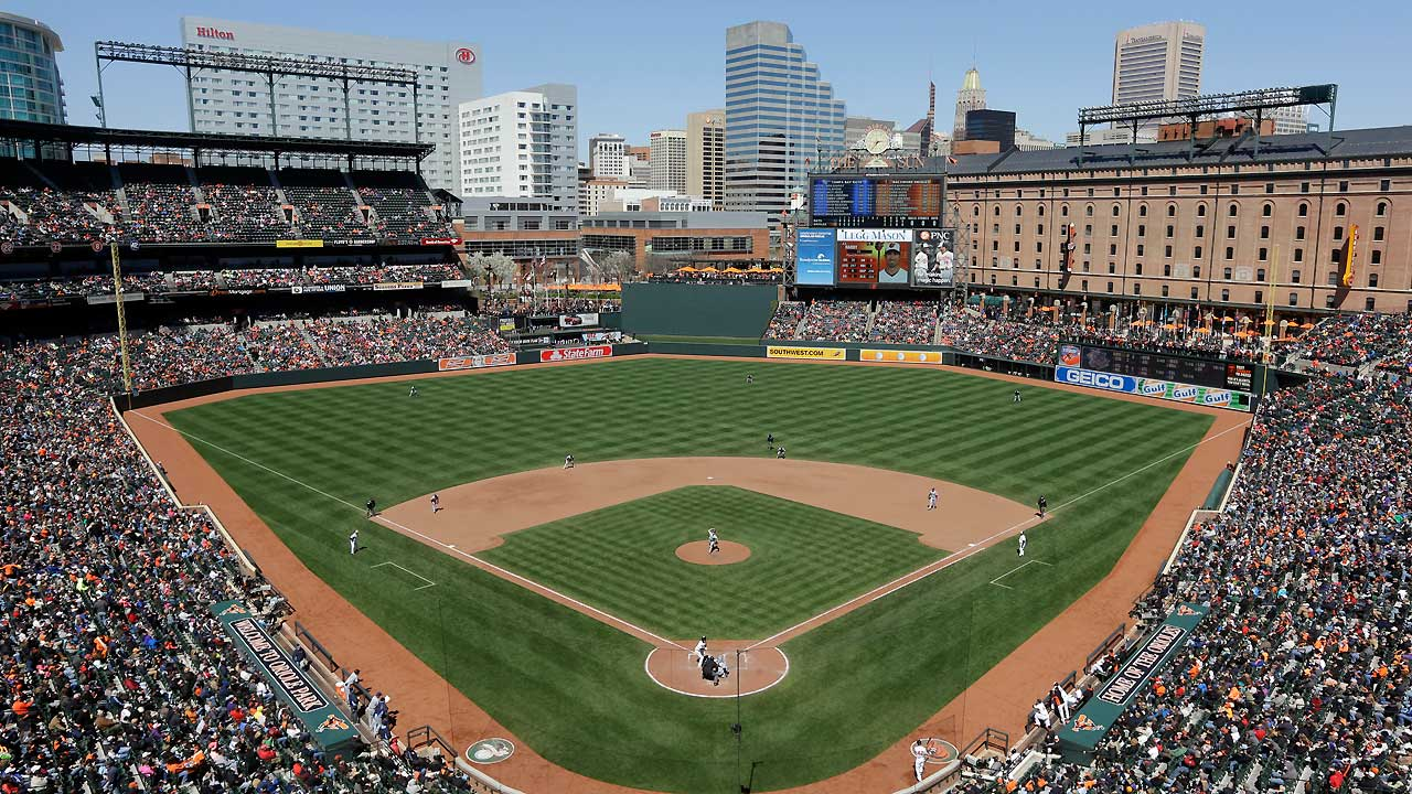 Initiatives keep Camden Yards eco-friendly