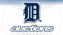 TIGERS AUCTIONS