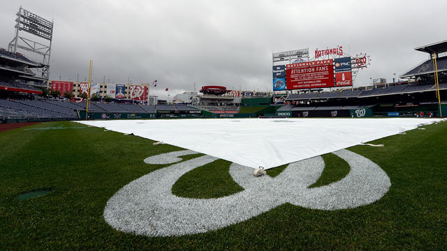 Tigers-Nats postponed, to be made up Thursday