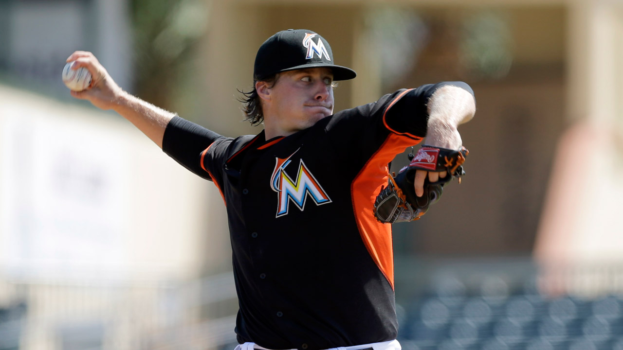 Koehler impressive, Salty homers as Marlins top Mets
