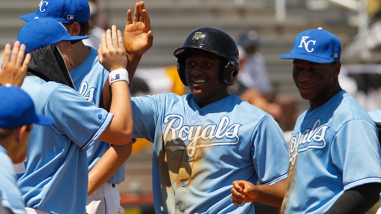 Royals' Senior RBI team tops Astros, Angels