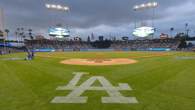 Dodgers slate LGBT celebration for Sept. 27