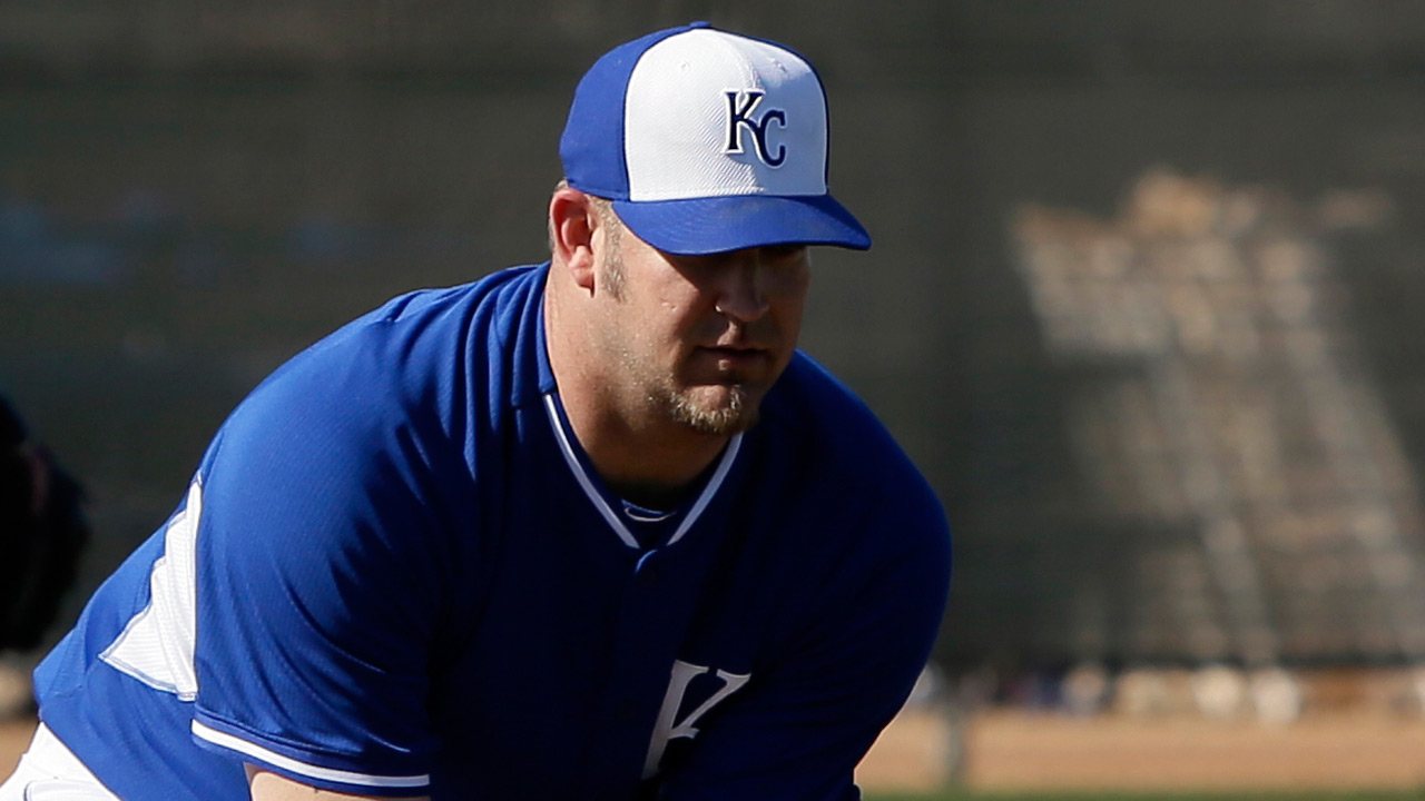 In camp on Minors deal, Penny released
