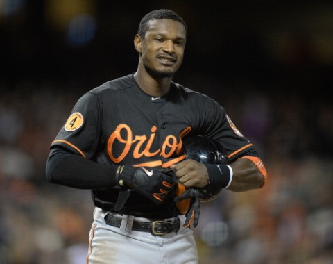 Adam Jones deja atrás incidente en San Francisco