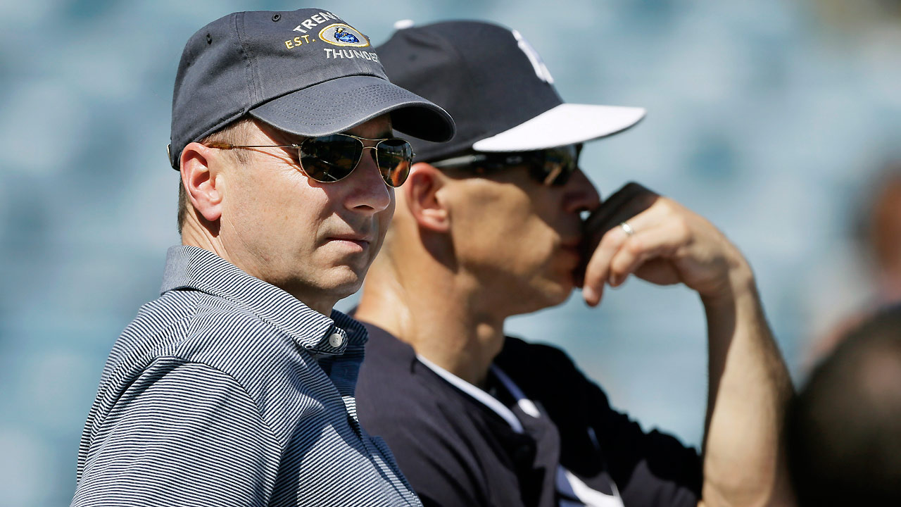 Cashman ready to navigate trade market