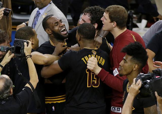 Game 7 draws top NBA Finals rating since Michael Jordan's last title