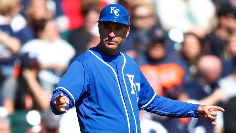 Royals shuffle duties among coaching staff