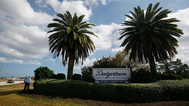 Dodgertown site gets new promotional web presence