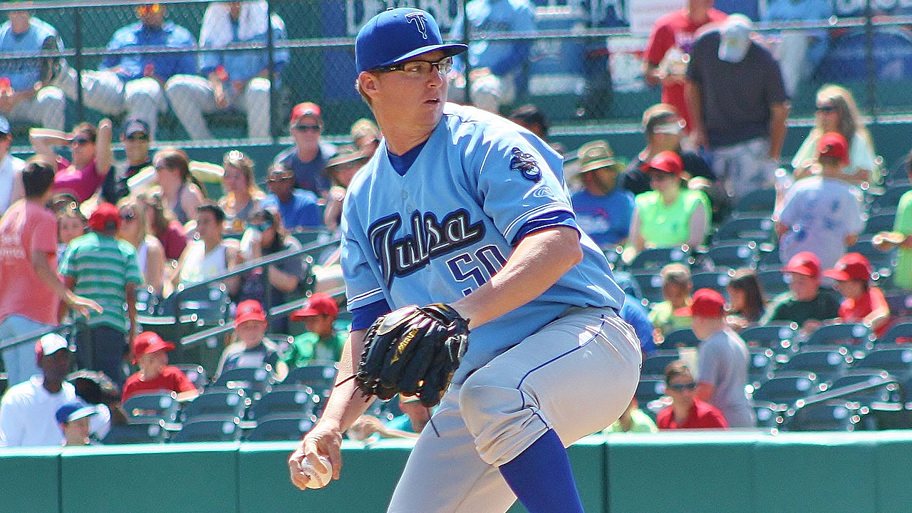 Top prospect Gray sharp for ninth Double-A win