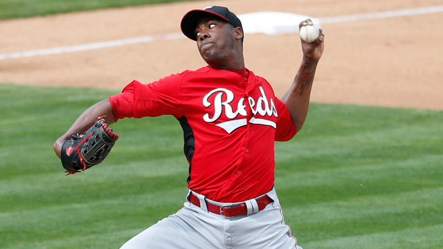 Reds announce Chapman to return to closer's role