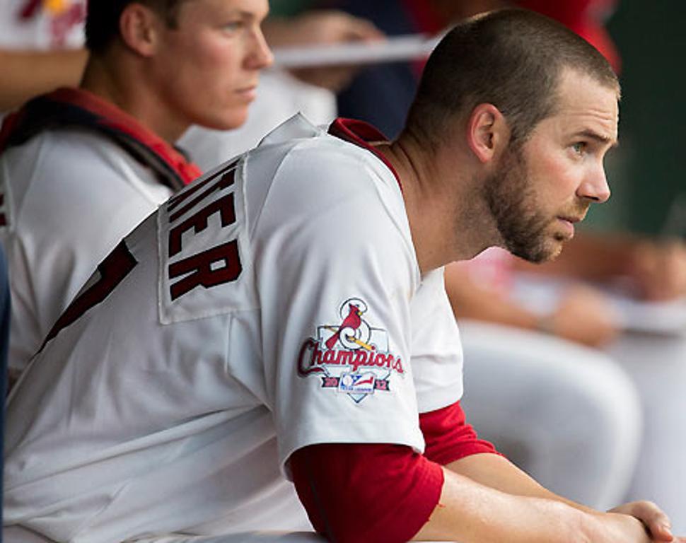 Chris Carpenter duda que pueda lanzar en el 2013