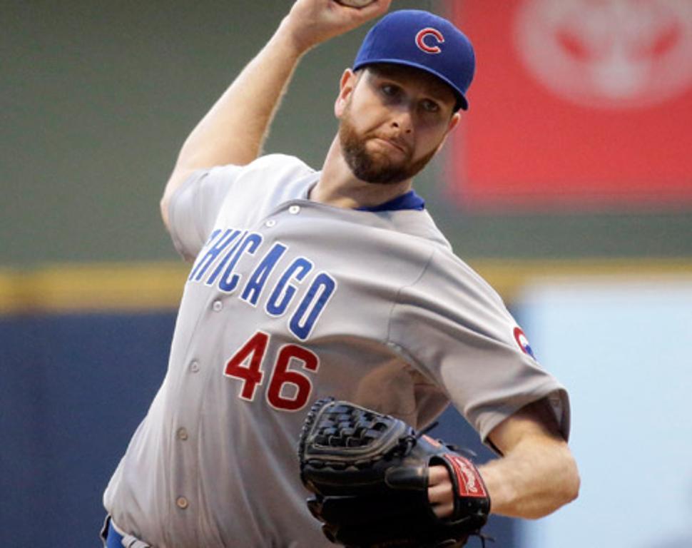 Scott Feldman es cambiado de Cubs a Orioles
