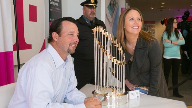World Series Trophy Tour continues with Wakefield
