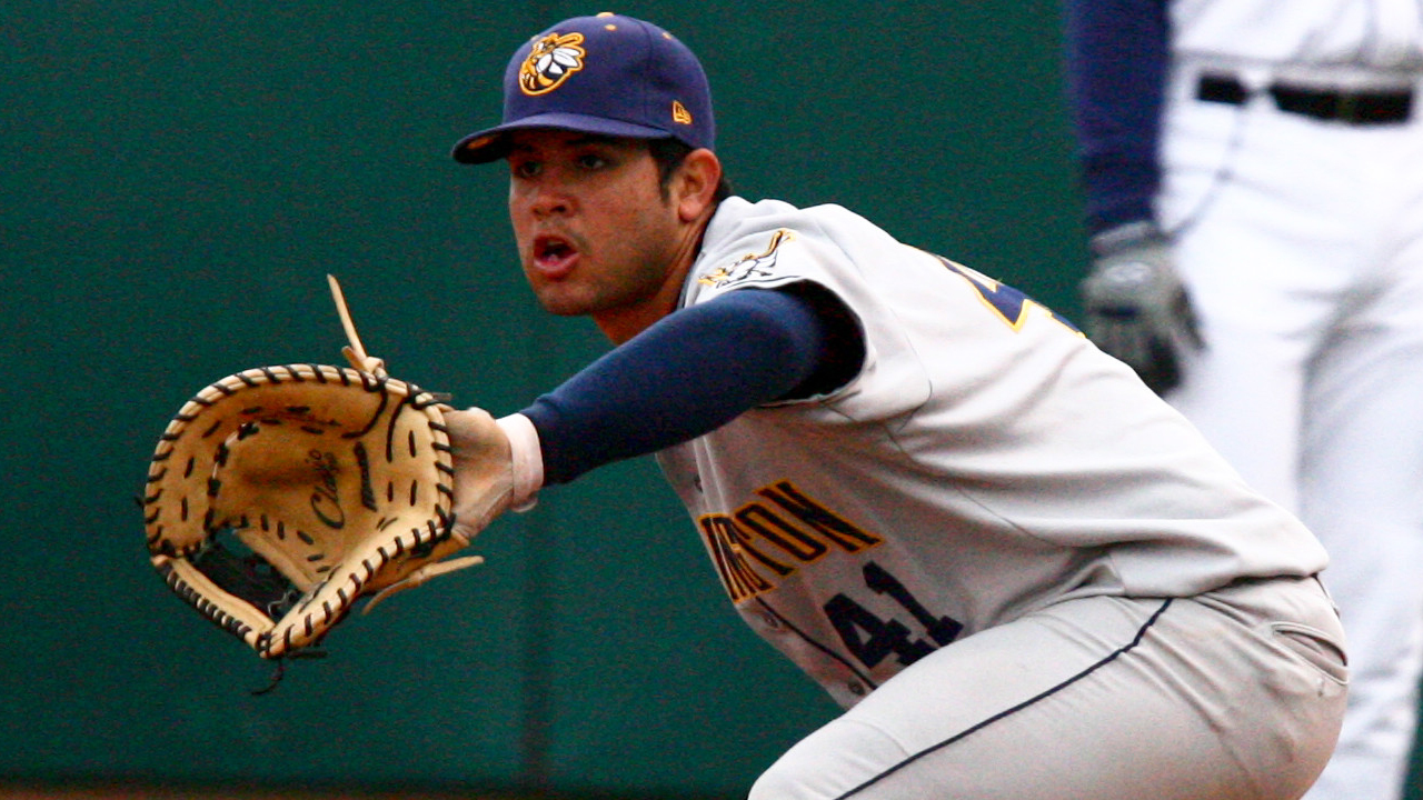 Graterol wins Texas League Player of the Week