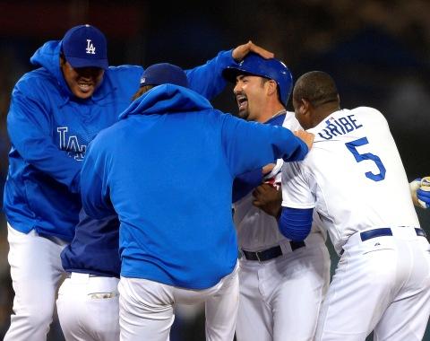 Los Dodgers viven un tórrido repunte desde junio