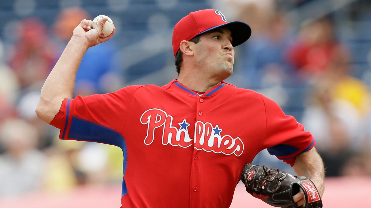 Manship among Phils' arms to keep eye on