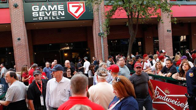 Fans invited to go old-school for D-backs' party