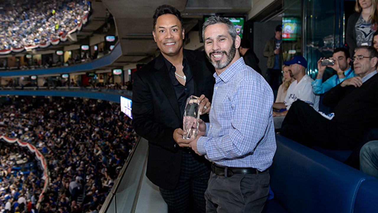 Blue Jays, Jays Care tabbed 'Sports Team of the Year'