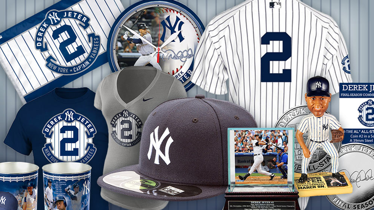 Why you shouldn't wait to grab a Jeter jersey